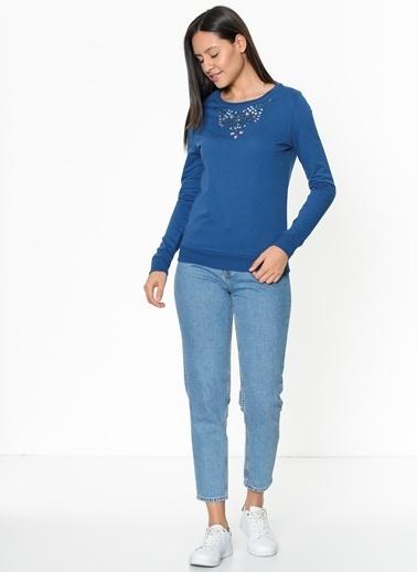 Fresh Company Sweatshirt İndigo